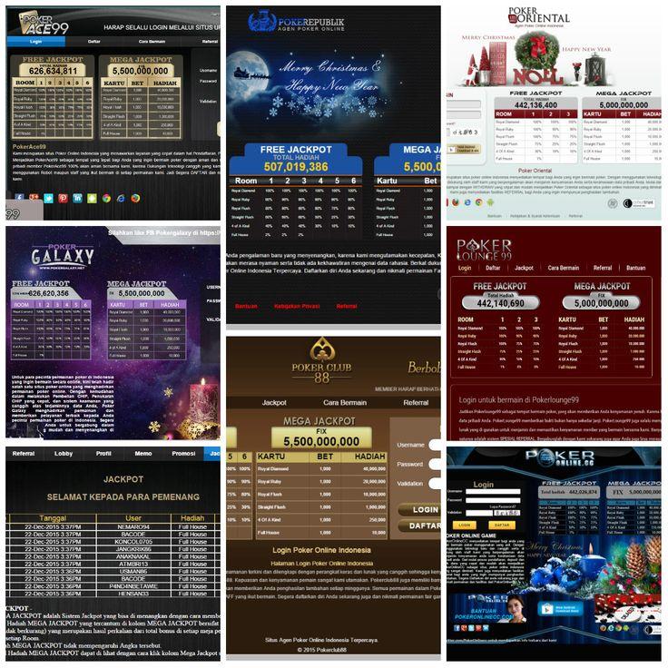 7 Situs Poker Online Terpercaya dan Terbaik Server Pokerace99