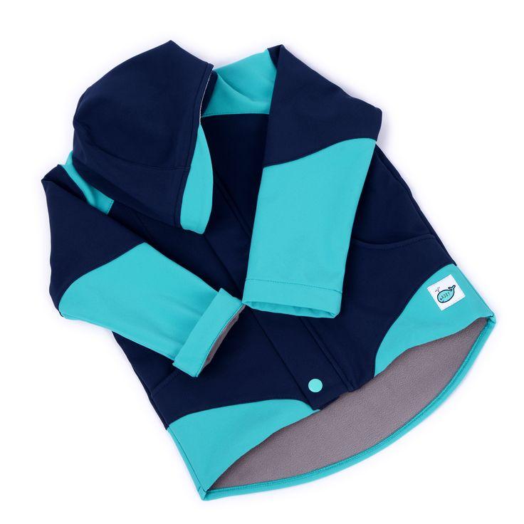 Adry.cz: Dětská softshellová bunda (modrá tyrkysová), http://adry.cz/detske-bundy/detska-softshellova-bunda-tmave-modra-tyrkysova