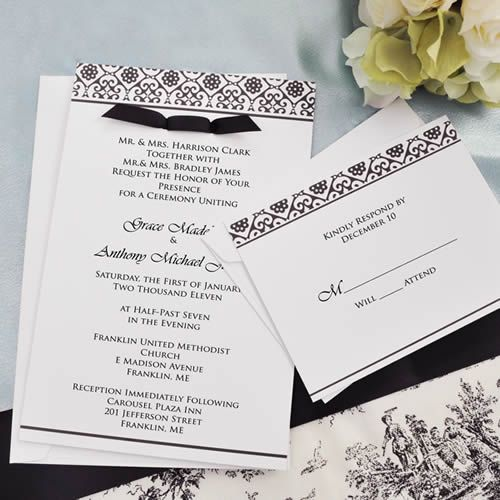 16 best ideas about diy wedding invitations on pinterest | big day, Wedding invitations