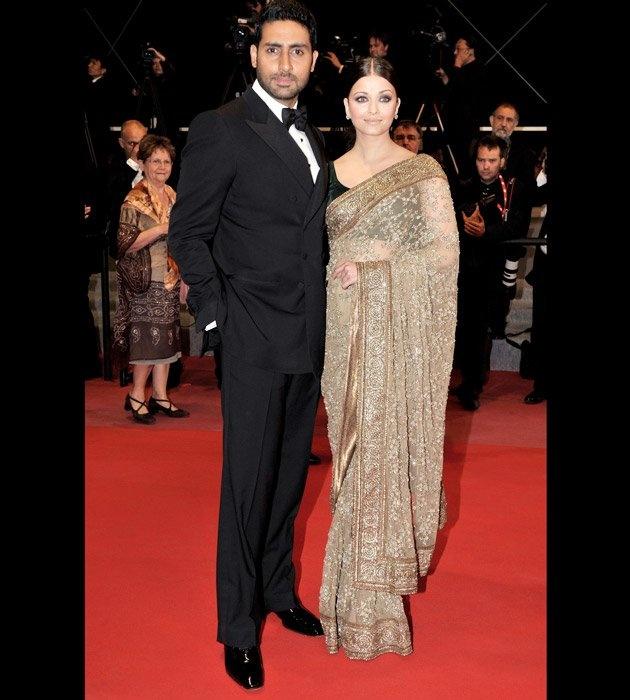 the sari!!
