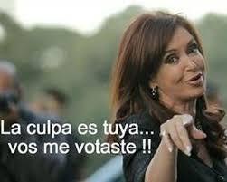 Resultado de imagen para chistes sobre politicos argentinos