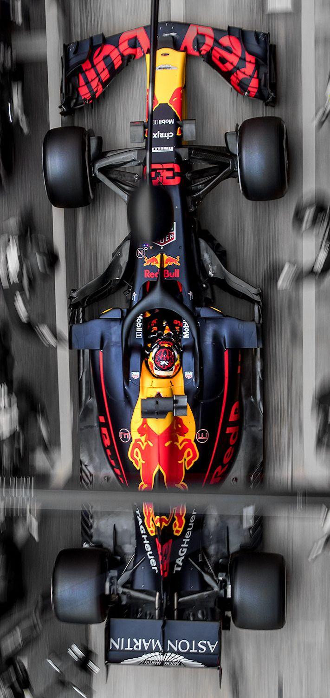 Mybestcars Max Verstappen S Rb14 Formula 1 Car Formula 1 Car Racing Red Bull Racing