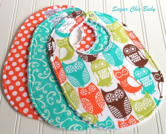 Neutral Baby Gift Sets : Best images about baby bibs and burps on
