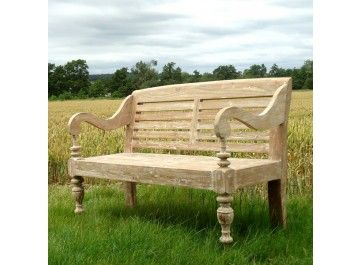 Bali Antique Bench 1.2m