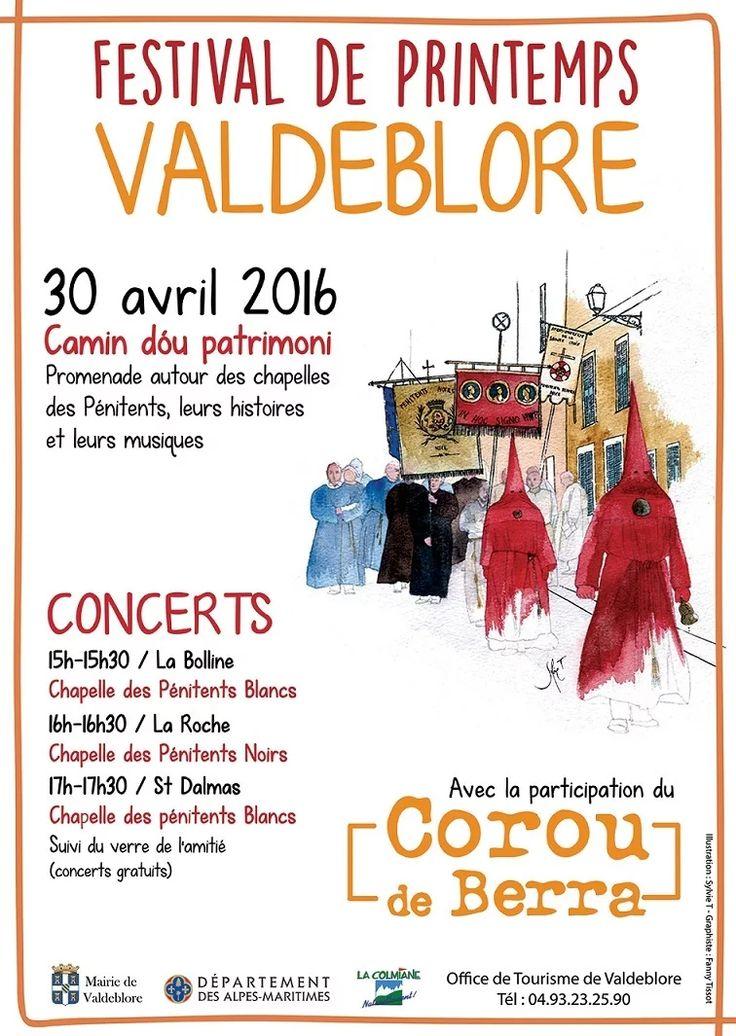 Photo: Alpes-Maritimes / Arrière-Pays / Valdeblore (06420) /  Festival de Printemps 30 avril 2016  Renseignements : Office de Tourisme de Valdeblore Téléphone : 04 93 23 25 90  Voir également : Valdeblore Entre Tinée et Vésubie http://www.valdeblore.fr/  Voir également : Corou de Berra http://www.coroudeberra.com/  Voir également : Corou de Berra https://www.facebook.com/coroude.berra  Voir également : CDB Productions http://www.cdbproduction.com/   #Valdeblore…