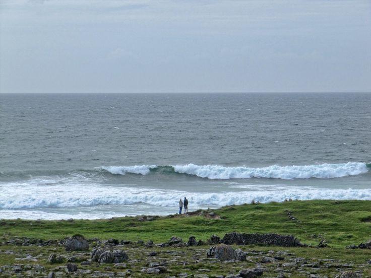Atlantic Ocean #photographs #landscapephotographs #irishphotographs #landscape #daily #dailyphotographs