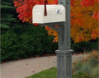 Hand Painted american Mailbox, Bird hand painted U.S mailbox, Decorative Mailbox, Creative Mailbox Art, custom painted mailbox