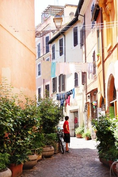 Trastevere, Reisebericht Rom, Italien / Traveldiary Rome, Italy - Oh Lovely Life Blog