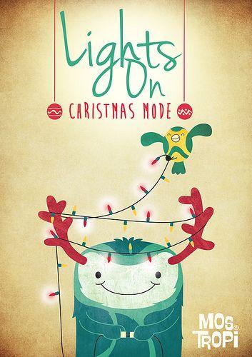 Lights On (christmas mode)