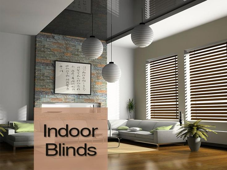 With so many different types of blinds on the market, how will you know which will work right for your home? Indoor blinds have multiple functions which vary from sun & shade control to privacy and insulation while enhancing your home's décor with many design capabilities