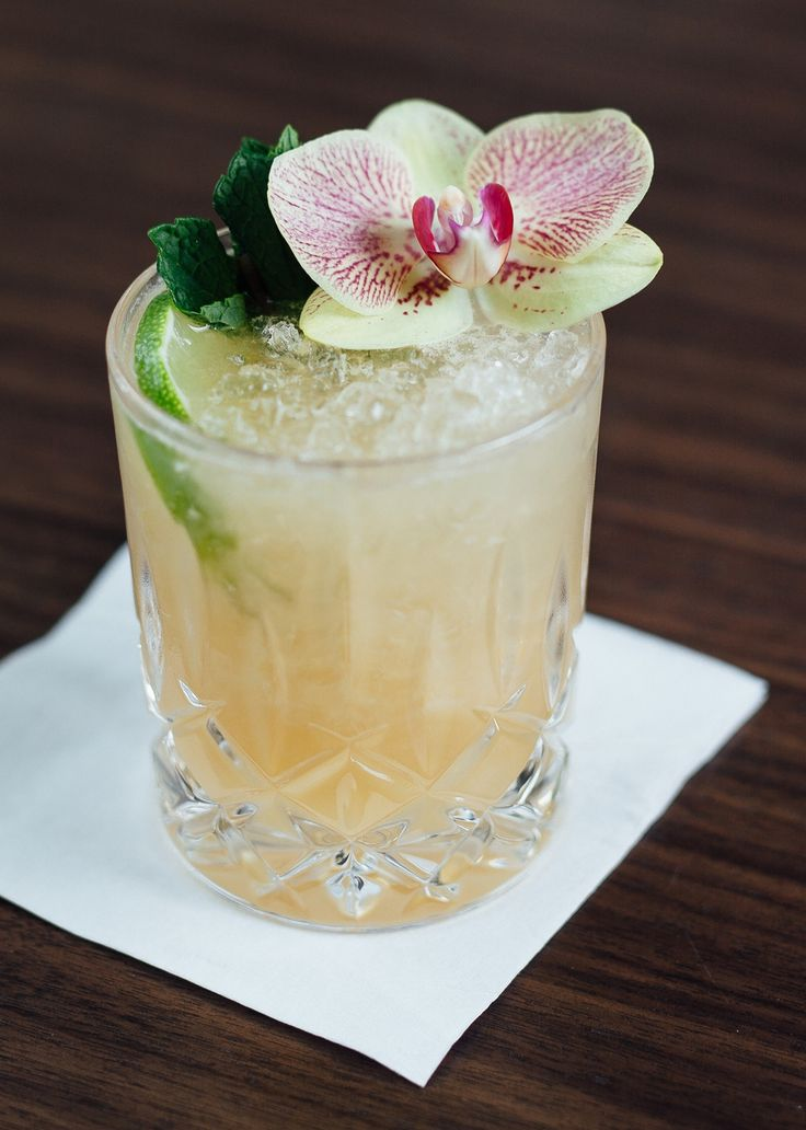 If Your Mai Tai Doesn't Look Like This, You're Doing It Wrong.  •  A true Mai Tai is neither bright red nor sweet. Here's how to make it right with rum, fresh lime juice, curaçao, sugar cane syrup, and  orgeat almond syrup.