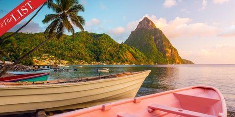 10 Best Winter Sun Travel Destinations – Hot Fall and Winter Holiday Destinations