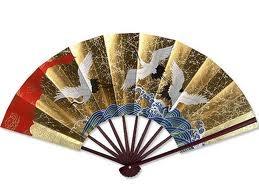 """""""Sensu"""" Folding fan  扇子"""