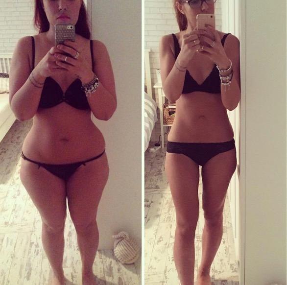 Um zur Hochzeit in das persönliche Traumkleid zu passen, wollen viele Frauen noch schnell abnehmen! Mit diesem einfachen Trick verlor Danielle ganze 32 Kilos.