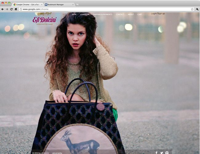 Efi Dolcini | Handcrafted Bags