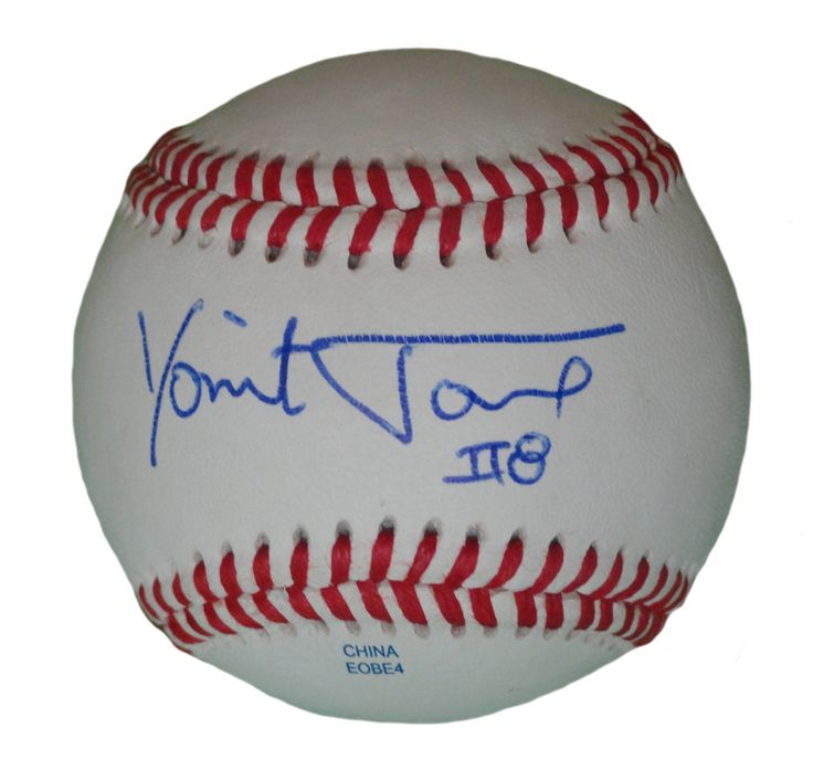 Yorvit Torrealba Autographed Rawlings ROLB1 Leather Baseball, Proof Photo. Yorvit Torrealba Signed Rawlings Baseball, San Francisco Giants, Colorado Rockies, Texas Rangers, Proof  This is a brand-new Yorvit Torrealbaautographed Rawlings official league leather baseball.Yorvitsigned the baseball in blueball point pen.Check out the photo of Yorvitsigning for us. ** Proof photo is included for free with purchase. Please click on images to enlarge. Please browse our websitefor…