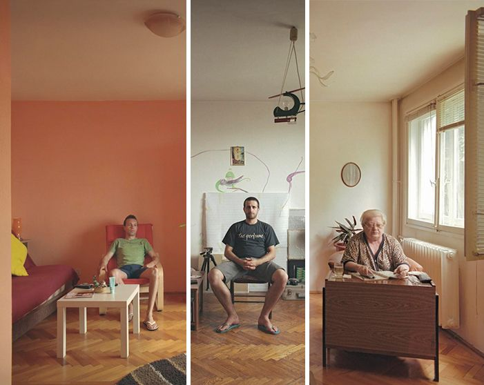 Insightful Photos Reveal How Differently People Live in Identical Apartments - My Modern Met