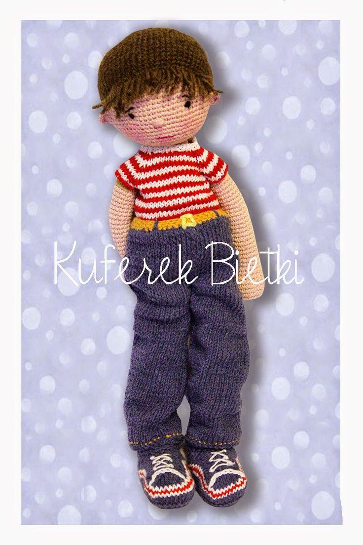 329 best Amigurumi dolls 3 images on Pinterest | Crochet toys ...