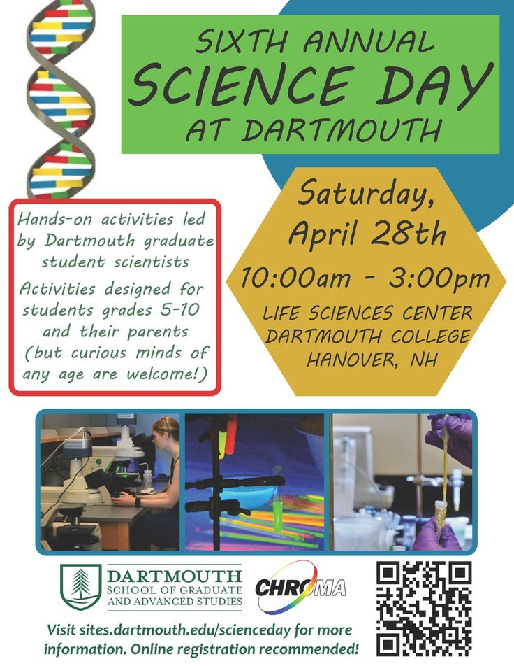 Science Day at Dartmouth