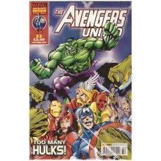 The Avengers United #32 from Marvel/Panini Comics UK. 22nd October 2003 issue. In very good condition internally and cover. Bagged and boarded. £2.00