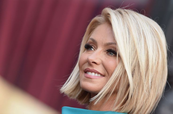 Kelly Ripa is a No Show on 'Live' the Day After Michael Strahan Announced He's Leaving  - TownandCountryMag.com
