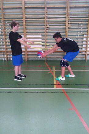 Tananyagfejlesztés - Sportjátékok... - Röplabda - 4. | Sporttudományi képzés fejlesztése a Dunántúlon