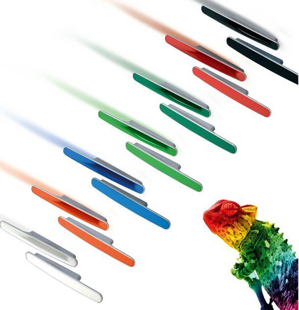 Uchwyty Cameleon www.gamet.eu #uchwyt #meble #dzieci #pokoj #dzieciecy #knob #doorknob #child #room #design #fun #cameleon #colors #diy