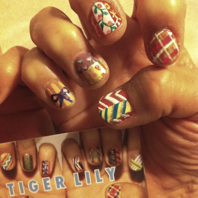 26 best tiger lily nail art images on pinterest nail scissors nail art by appointment nyc la tigerlilynailartgmail prinsesfo Image collections