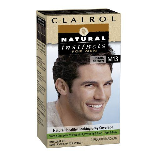 Clairol Natural Instincts Hair Color... $9.25