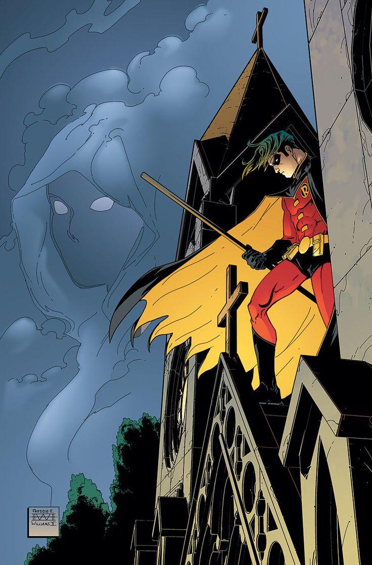Robin by Freddie E. Williams II