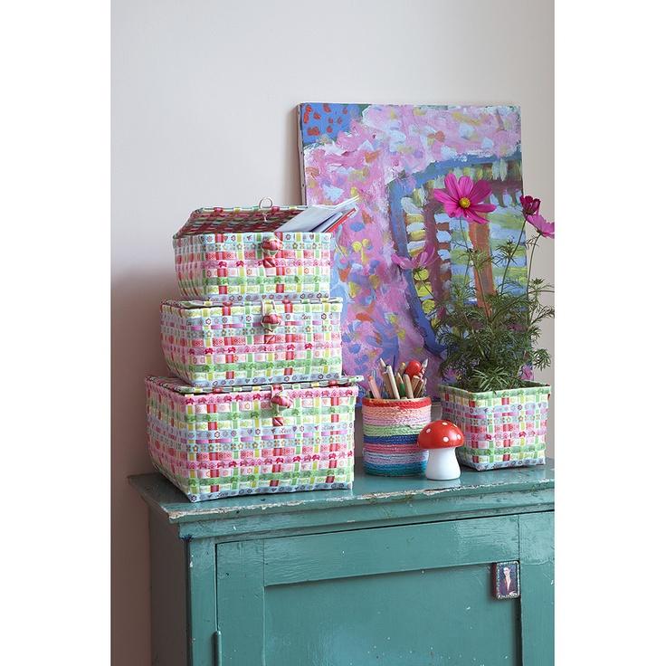 Flower Box / Liten Förvaringskorg Joy, kategori Förvaring Inreda.com