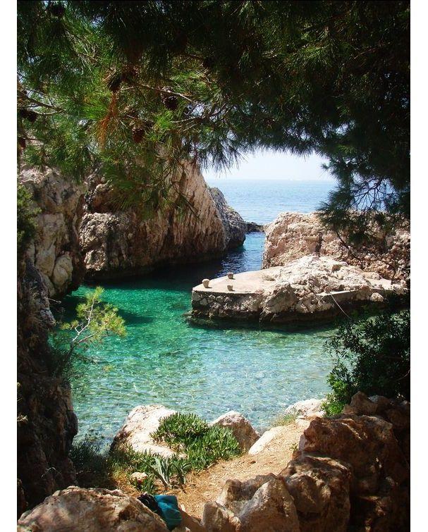 La Croatie lune de miel, voyage de noce