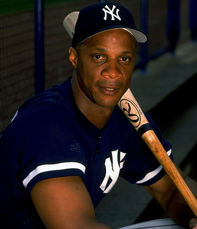 Darryl Strawberry (1998). He was my favorite NY Met then he became a NY Yankee. How Awesome is that.