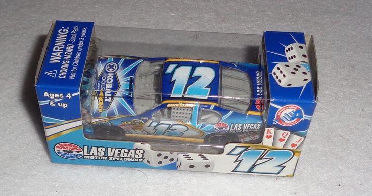 NASCAR Las Vegas Motor Speedway 2012 Kobalt 1:64 Die-Cast  Track car #Action