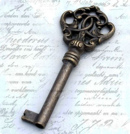 Old Ornate Skelton Key Skeleton TattoosSkeleton KeysAntique