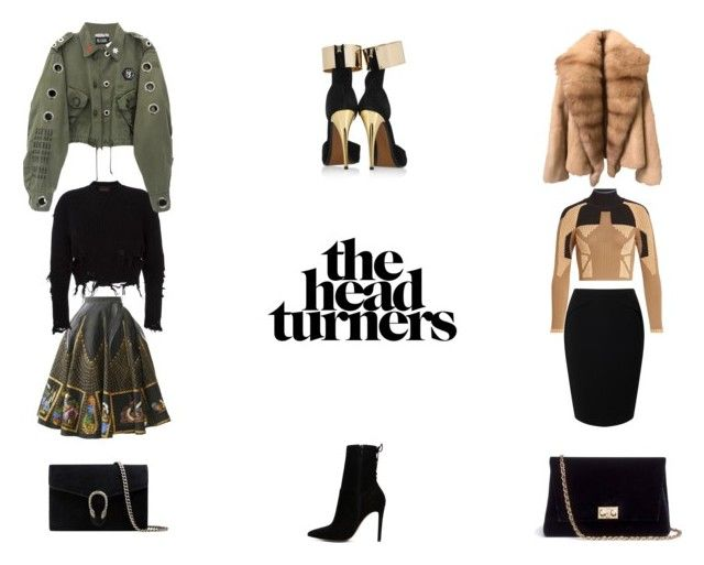 """""""head turners"""" by senseievans on Polyvore featuring adidas Originals, Jacques Vert, Fendi, Rodo, ALDO and Gucci"""
