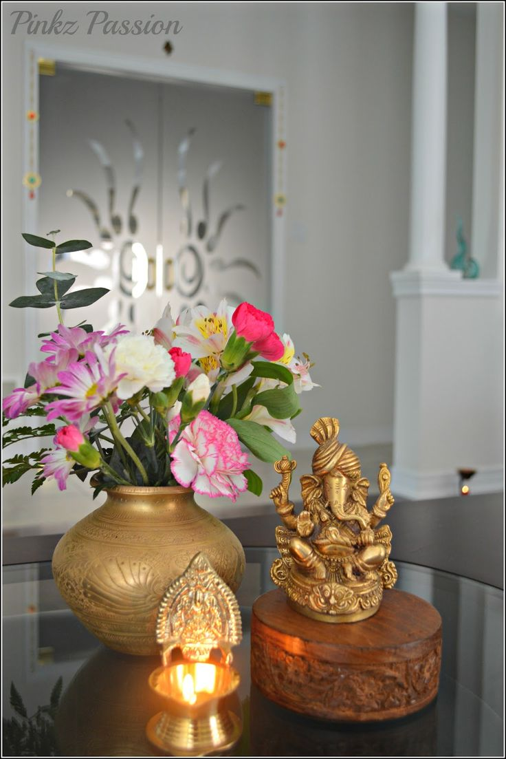 79 best Home images on Pinterest Ethnic decor Puja room and