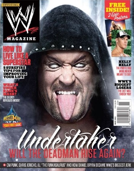 The Undertaker ..... my Favorite of all time!