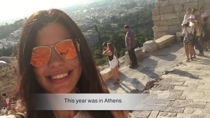 Grecia ESLO 2016 - Ortodoncia Lingual - Ortodoncia estética - Invisible - Sonreír es salud - YouTube