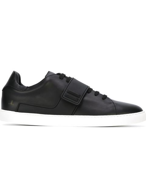 Shop Louis Leeman velcro strap lace-up sneakers in Gigi Tropea from the world's best independent boutiques at farfetch.com. Shop 300 boutiques at one address.