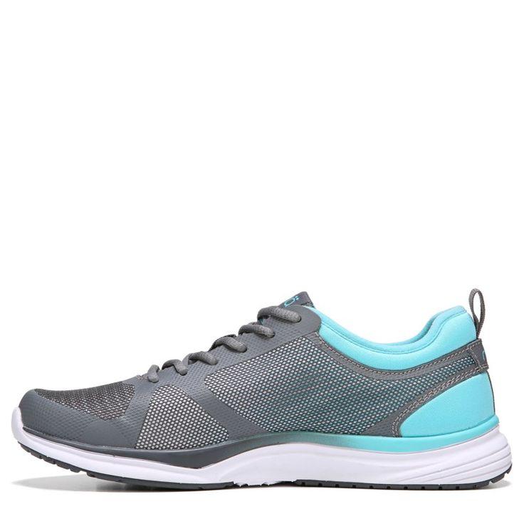 Ryka Women's Resonant Nrg Training Shoes (Grey/Turquoise)