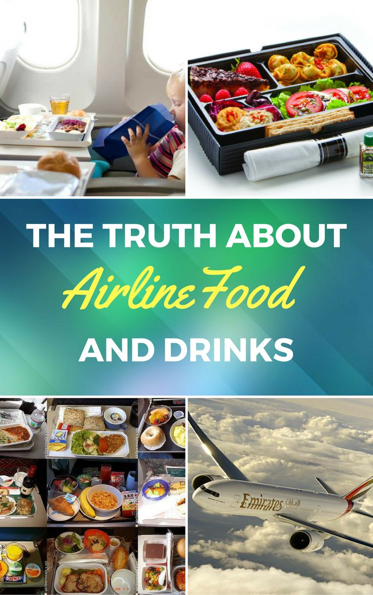 Airline food is getting a lot of bad reputation. Here are some myths and facts that will help you decide whether to eat it during next flight