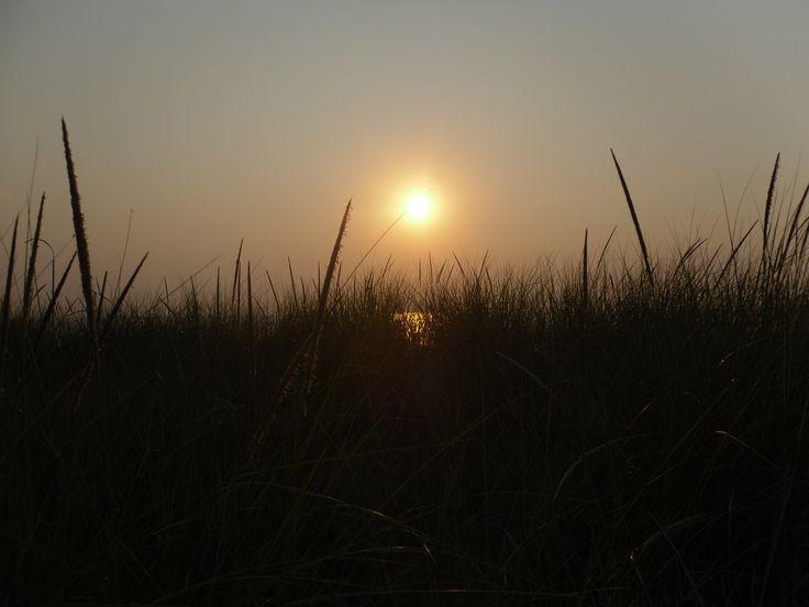 Sunset at Station Beach, Kincardine