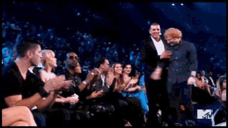 Ed Sheeran Slams Miley Cyrus Feud After MTV VMAs Drama - Us Weekly