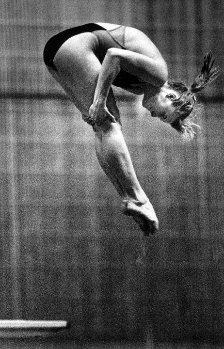 Kamilla Gamme (Norway, Women's Diving, Seoul 1988)
