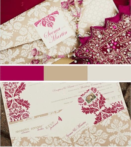 Invitation Indian Wedding Invitationsunique Invitationsinvitation Ideaswedding