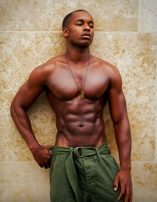 65d51a860 Lust for Sexually Virile ♤️Black Men♤ | Male body | Black men ...