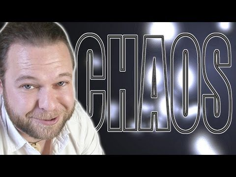 Weird and slightly alarming – the chaos game | Why Evolution Is True