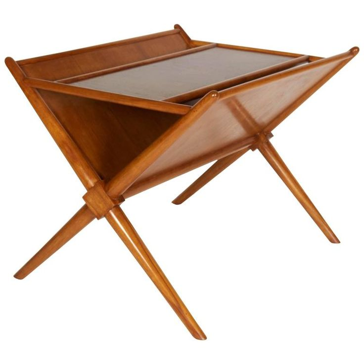Magazine Table By T.H. Robsjohn Gibbings   From A Unique Collection Of  Antique And Modern
