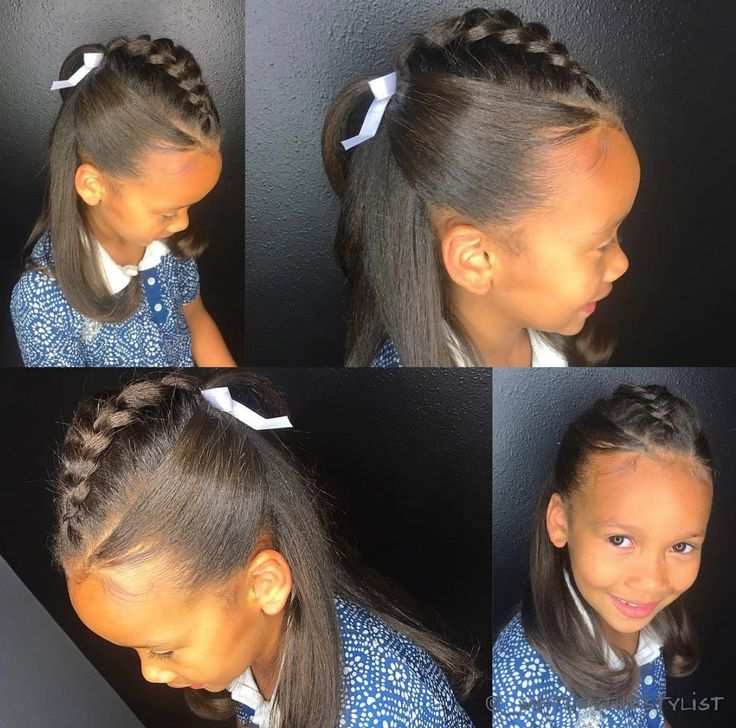 Black Kids Hairstyles Impressive 522 Best Kids Hair Care & Styles Images On Pinterest  Baby Girl